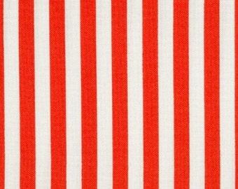Michael Miller Clown Stripe - Fire