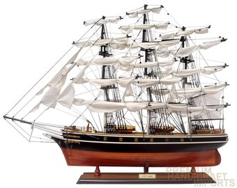 "Cutty Sark Clipper Ship Model 33"""