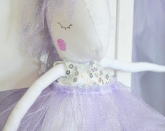 Unicorn Soft Doll
