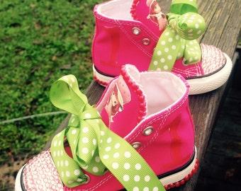 Strawberry Shortcake Birthday Shoes, Strawberry Shortcake
