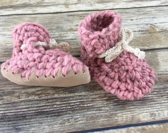 Ready to ship baby size 2 booties