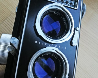 Ricoh AUTO 66 - TLR medium format film camera - Excellent condition