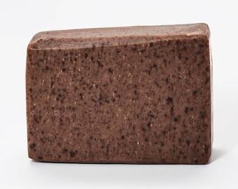 Northwest Bar, Black Patchouli, Orange Zest, Fading Frontier, Shipwreck Apiaries, Handmade Soap, Artisan Soap, Cold Process Soap