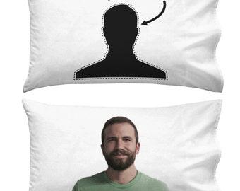 Custom Photo Selfie Pillowcase
