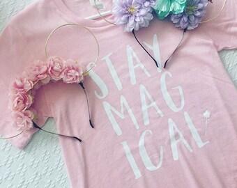 Stay Magical Tee / Tank