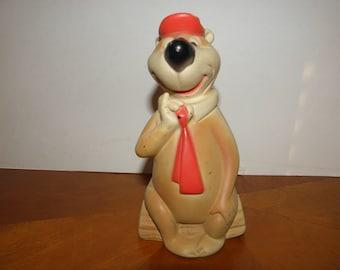 Yogi Bear 6inch Squeeze Toy