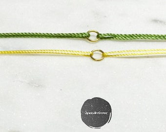 Bracelets minimalist | Gift for her | get 2 for the price of 1 1/2