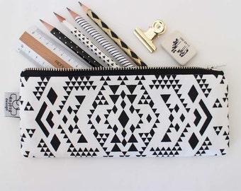 Ethnic pencil case