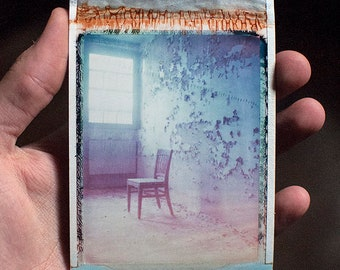 Polaroid Original - Hospital Chair