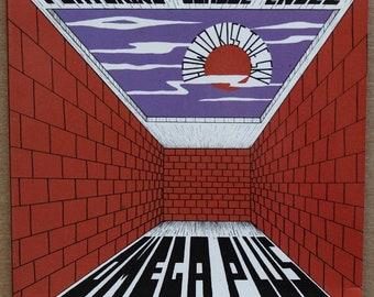 Omega Plus, How To Kiss The Sky, Shagadelic Records, South Korea, Reissue Prog Jazz Rock CD Magma
