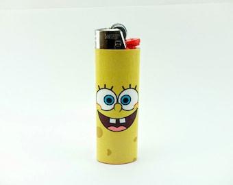 Spongebob Squarepants - Face - Custom Lighter