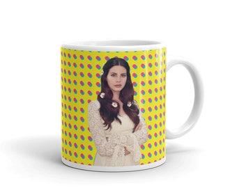 Lana Del Rey - Mug