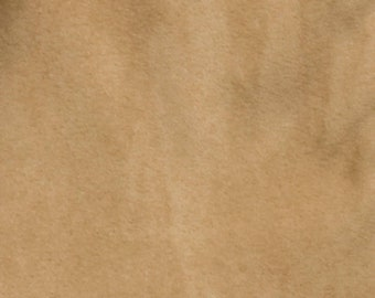 Fawn color light brown suede Fabric By the yard Lots of colors for dresses bedding pillows upholstery gray dress
