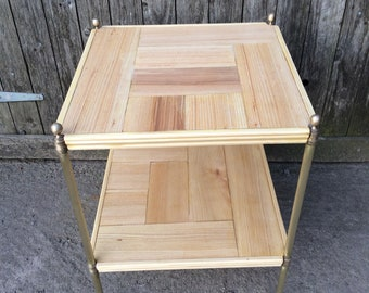 Wheeled table