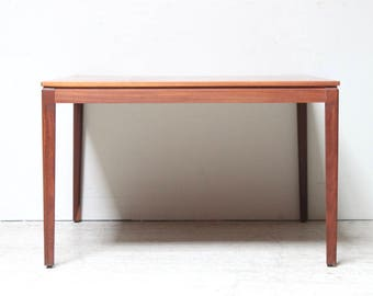 Mid-Century Danish Modern Teak Coffee Table by Tarm Stole