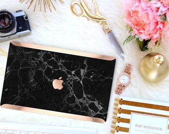 Marble Macbook Platinum