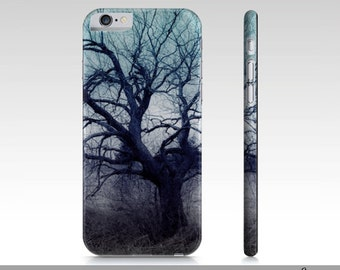 Tree Art iPhone Case, Surreal Nature Tree Art iPhone 6 Case, Phone Case For iPhone 6/6S, Photographic Fine Art, Digital Painting