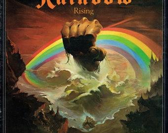 Rainbow - Rising - original 1976 vinyl