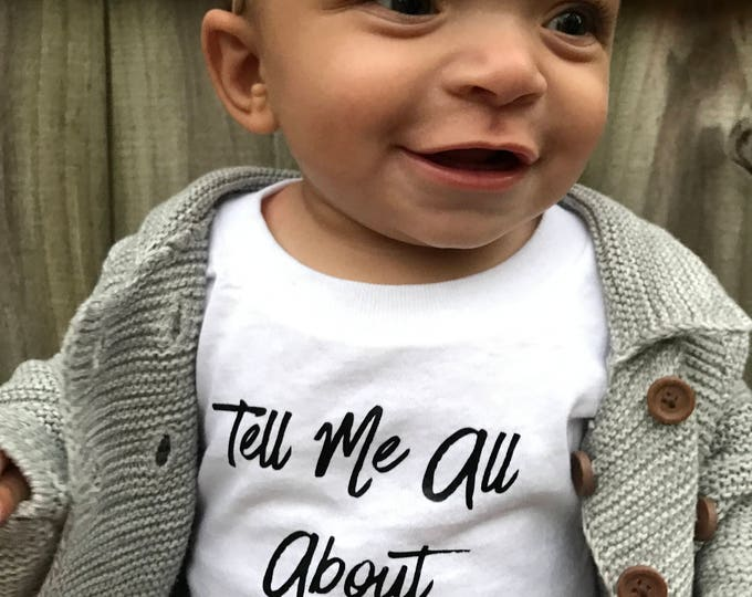 Tell Me All About JESUS (Babies/Kids)