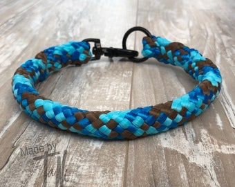 Dog collar Aqua PPM