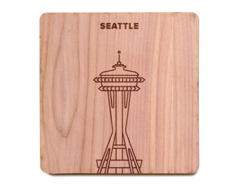 Seattle Coaster - Space Needle