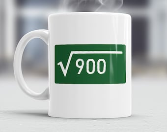 30th Birthday, 1986 Birthday, Square Root Of 900, 30th Birthday Gift, 30th Birthday Idea, Vintage, 1986, Birthday Gift 30 year old