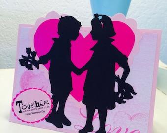 Together Valentine Card