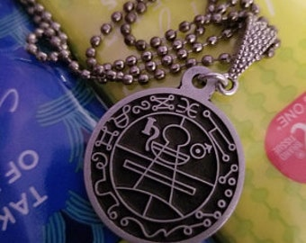Seal of Solomon - Protection Amulet
