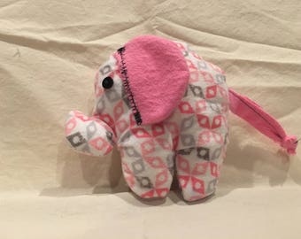 Mini Pink Elephant