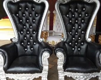 Baroque Throne chair