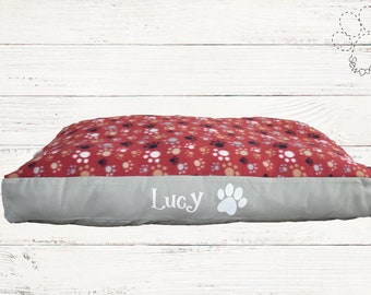 """42"""" Personalized Pet Bed"""