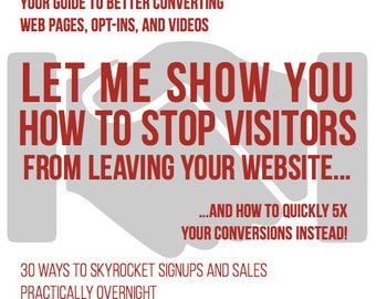 Get a Crash Course on Website Sales And Conversions - Quickly boost sales - Online marketing strategies
