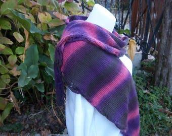 100% merino wool shawl/scarf