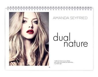 Amanda Seyfried Vol.2 - 2018 Calendar