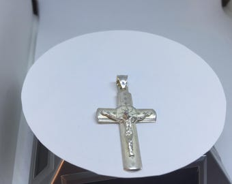 Sterling Silver Cross (Free Shipping)