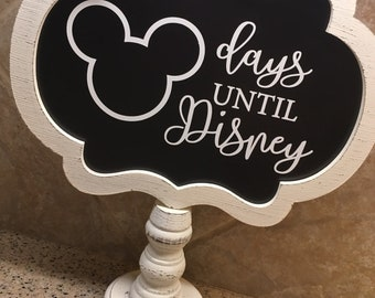 Countdown Chalkboard/Countdown to Your Special Event