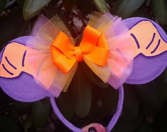 Figment inspired Minnie Mouse Ears