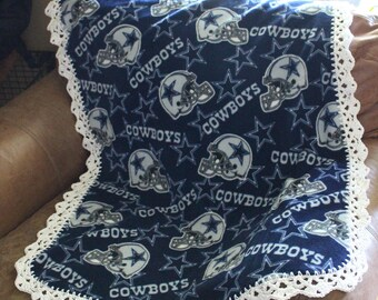 Dallas Cowboys Baby, Toddler Blanket