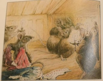 Beatrix Potter Book - The Tailor of Gloucester