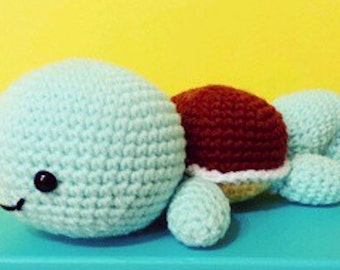 Lazy Squirtle