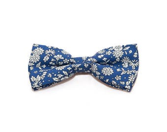 de MORÉ - Capri blue bow tie