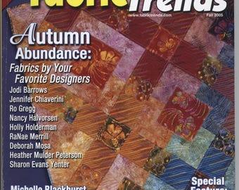 Fall 2005 Fabric Trends Magazine - TIB12507
