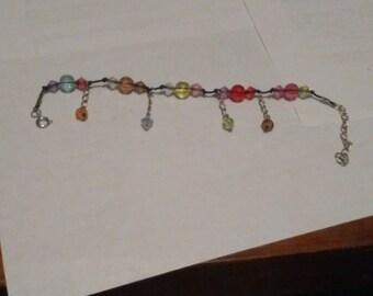Children's dangle bracelet
