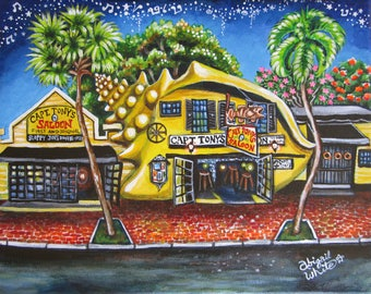 Captain Tony's Saloon - Key West, Florida