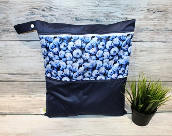The Blueberry carry bag
