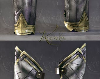 Wonder Woman Bracers