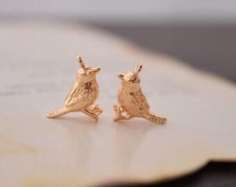 5 of 14K gf bird charm pendant BM