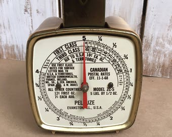 Vintage Postage Scale