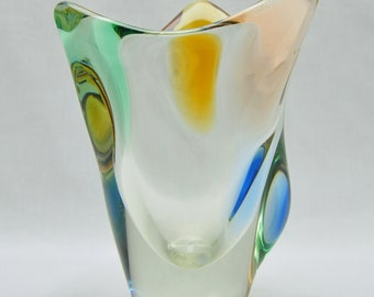 Mstisov Rhapsody Organic Sculpture Vase