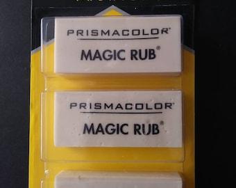 Prismacolor Premier Magic Rub Eraser 3 pack